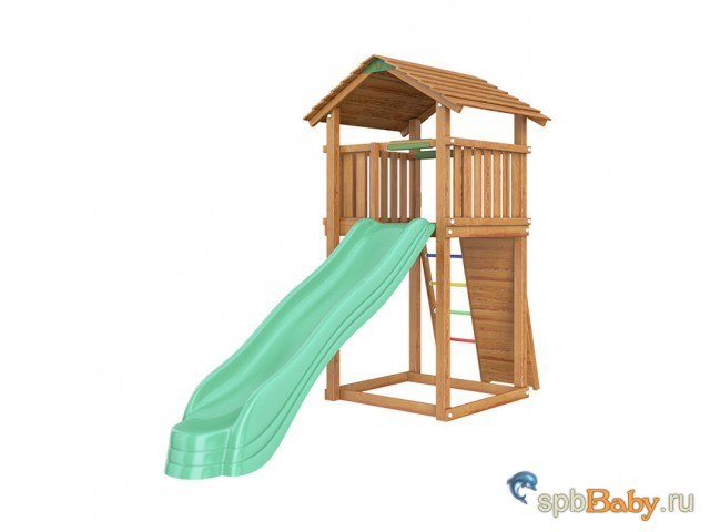 Игровой комплекс Jungle Gym Cottage