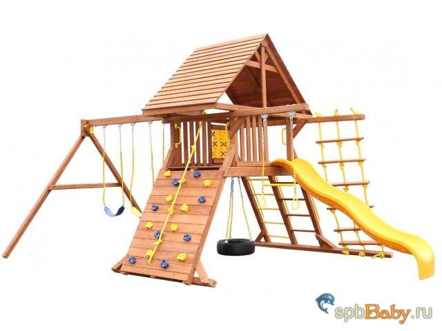 Игровая площадка Playgarden Original Castle PG-PKG-OC01