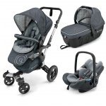 Neo Travel Set (3 в 1) Graphite Grey