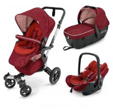 Neo Travel Set (3 в 1) Tomato Red